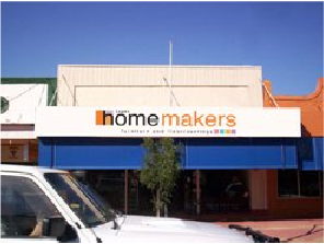 Narrabri for Homemakers furniture nsw