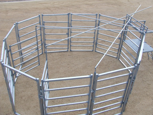 Cattle Yard Design Service: Charters Towers Steel Supplies