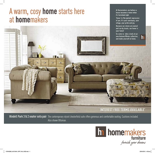 Browse Homemakers Catalogues