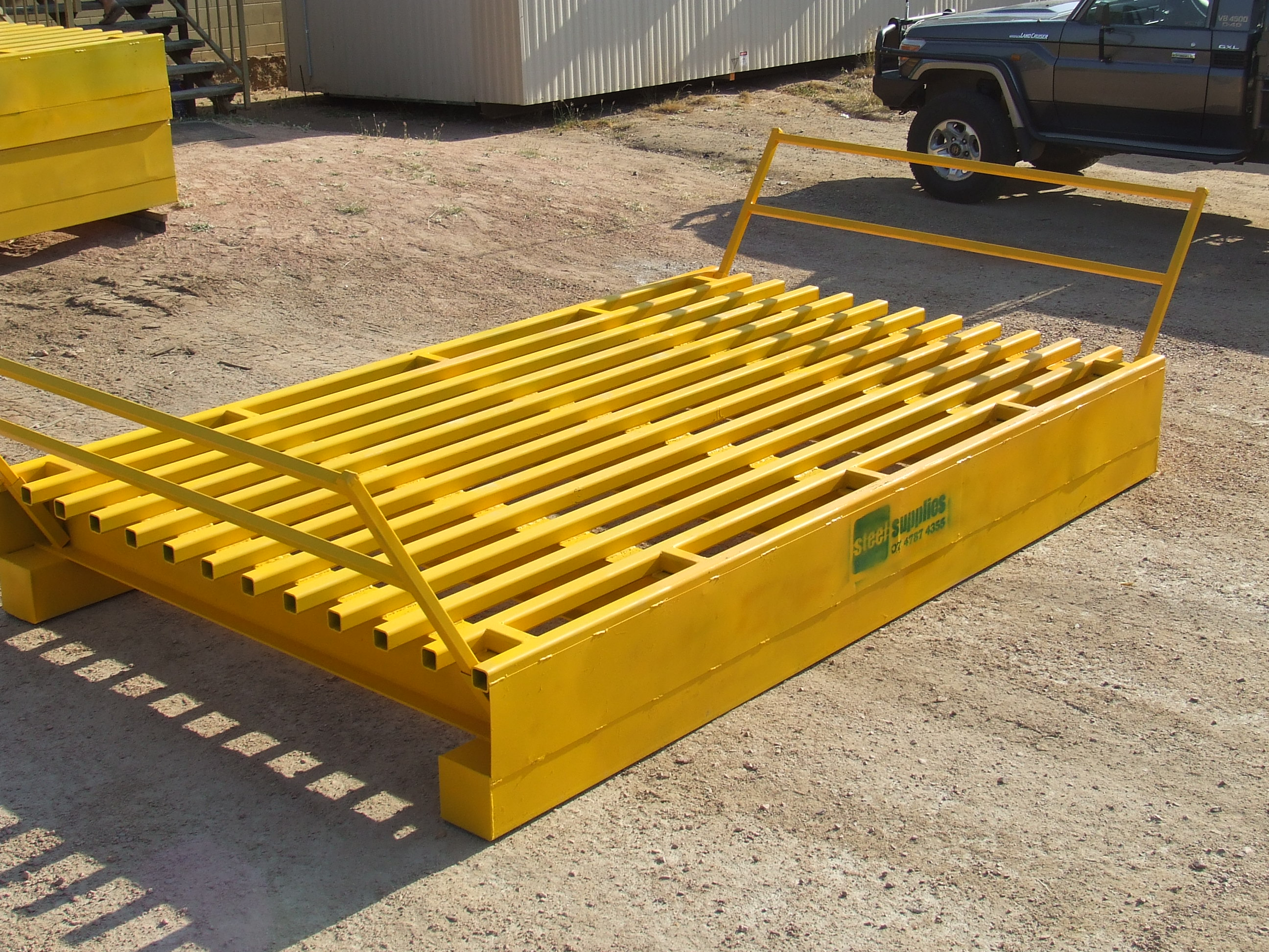 Galerry Cattle Handling Equipment Charters Towers Steel Supplies