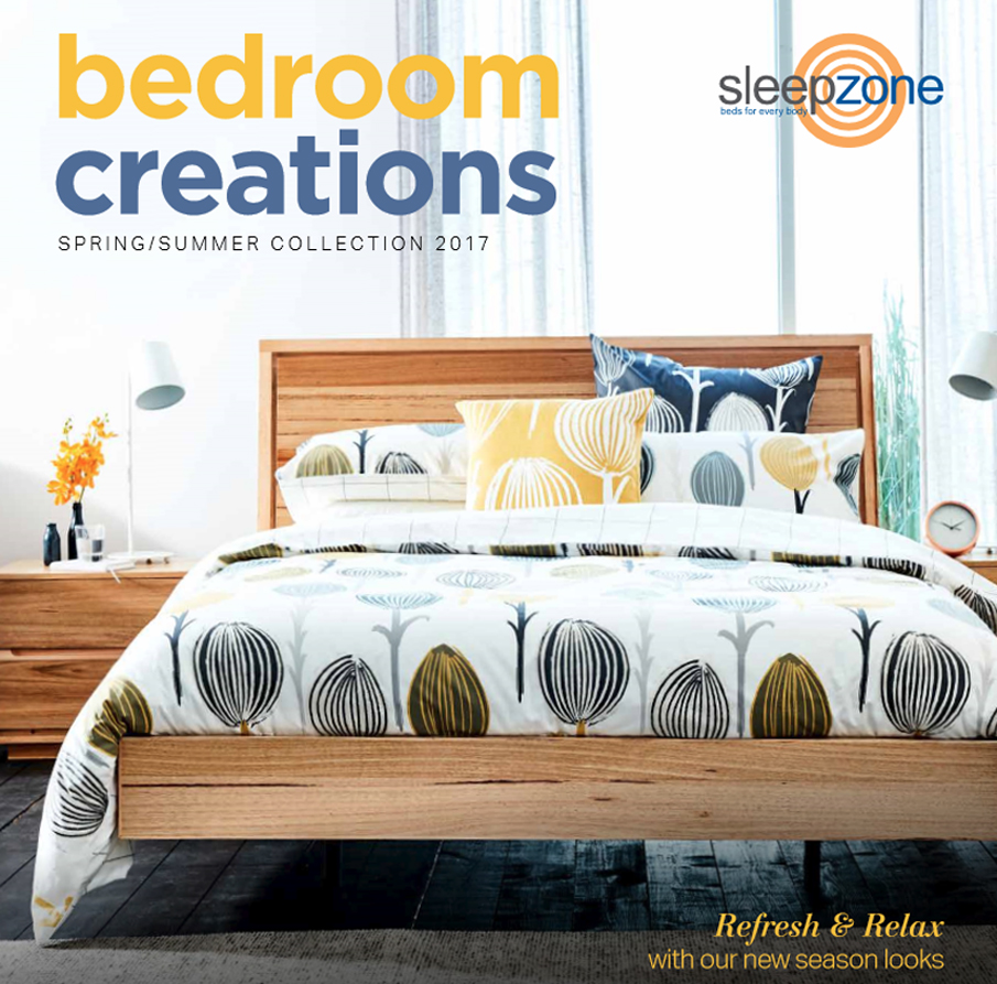 Sleepzone Catalogues