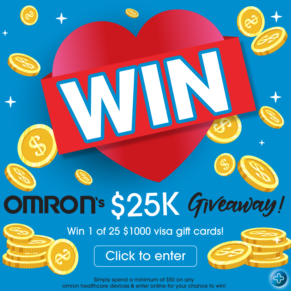 Win with Omron