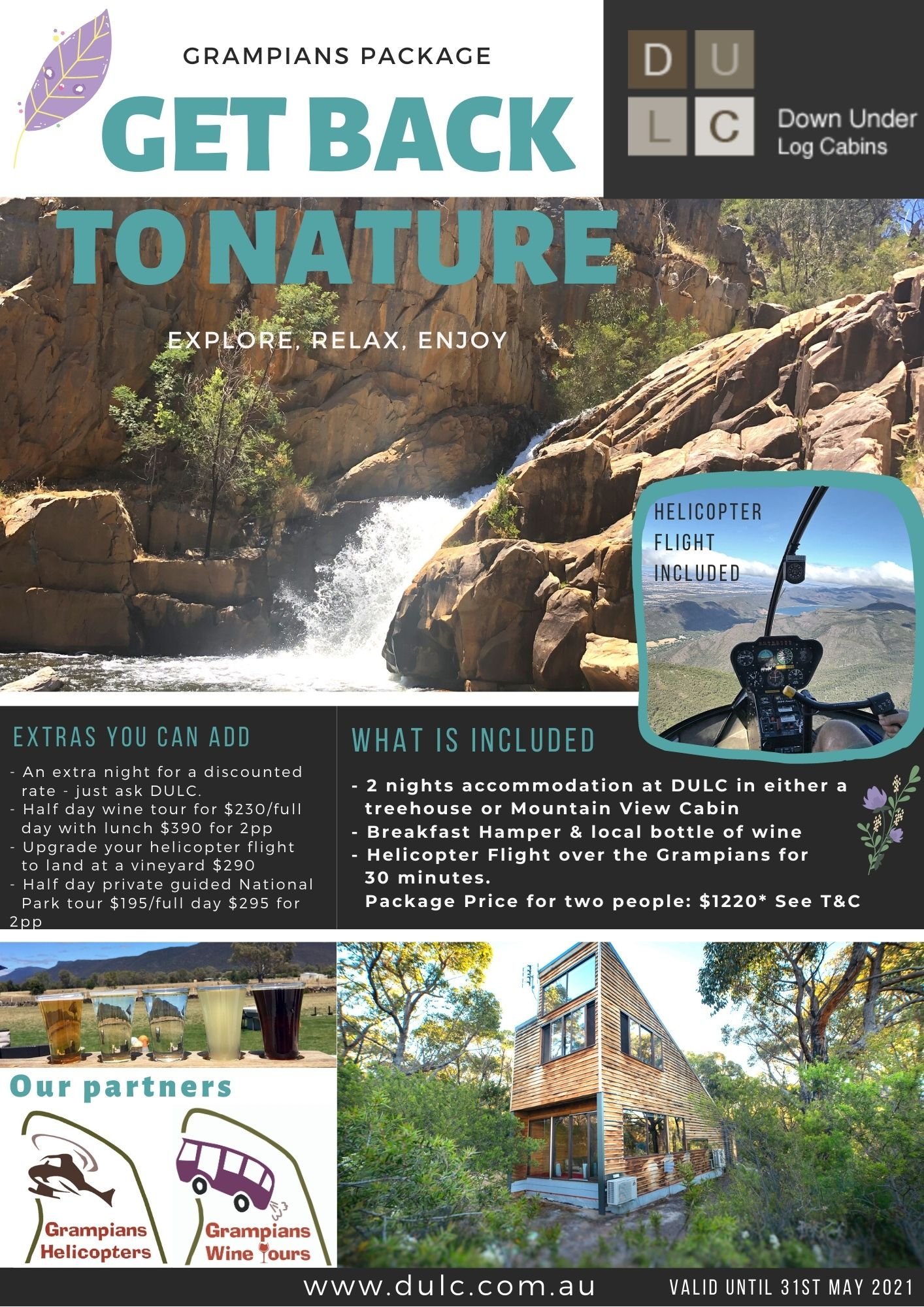 Scenic Stay and Explpre
